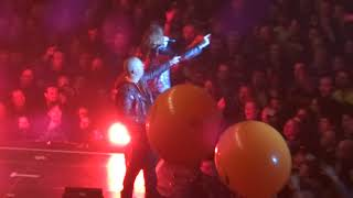 Helloween - I Want Out - Live in Prague 25.11.2017