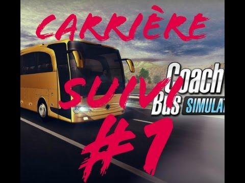 Coach bus simulator | Bruxelles - Paris| Aller - Retour | #1