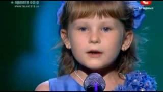 Украина мае талант 3 / Гала-концерт / Диана Козакевич(Стихи., 2011-05-29T10:28:25.000Z)