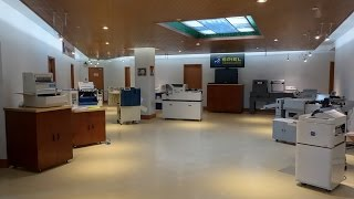 Open House For Bindery and Digital Finishing Equipment