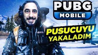 PUSUCU YANIMDAYMIŞ !!! - PUBG Mobile