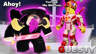 ROBLOX GUESTY Ahoy! MINITOON IS IN THE GAME?!