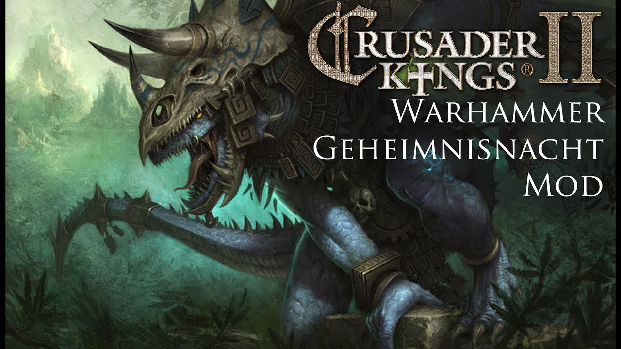 [FR] Soirée test de Crusader Kings 2 : Warhammer Geheimnisnacht