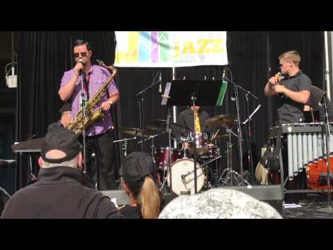 Creosote Jazz Collective at 2017 Tucson Jazz Festival