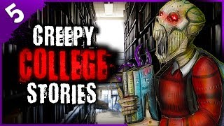creepy animations