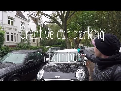 Vantastic - Creative car parking in Hamburg