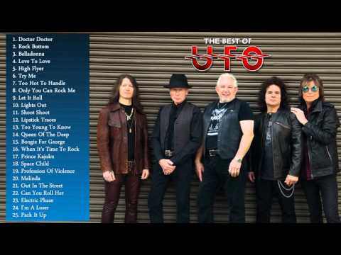 UFO's Greatest Hits | The Very Best of UFO