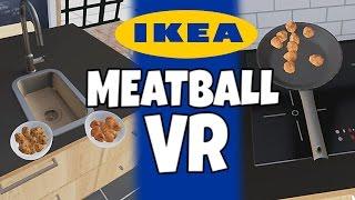 HTC VIVE - IKEA Meatball VR - Mid Life Crisis