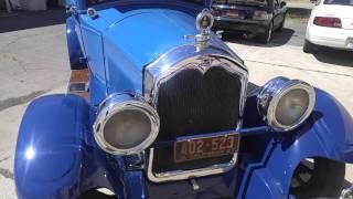 1927 BUICK  MASTER COUPE PARADE CAR