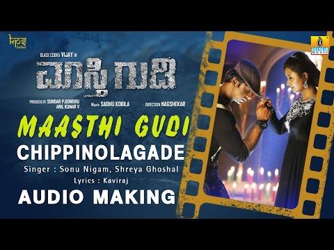 Maasthi Gudi | Chippinolagade HD Making Video | Vijay, Amulya, Kriti Kharbanda | Nagshekar