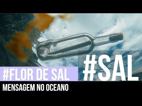 MENSAGEM NO OCEANO | #FLOR DE SAL 7 | AULA DE VELA E DE VIDA PARTE 2