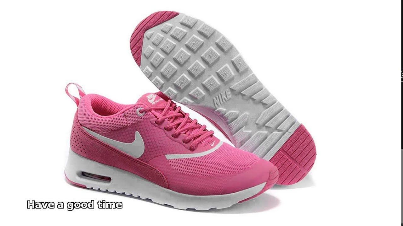 nike air max girls pink