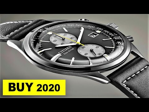 Top 10 New Best Citizen Watches To Buy In 2020 | Citizen Watches 2020
