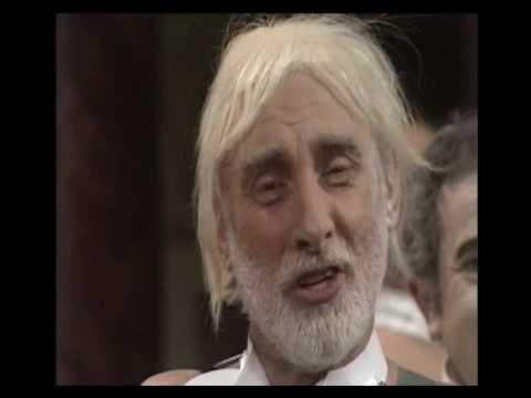 Spike Milligan A Tribute To Elgar Youtube