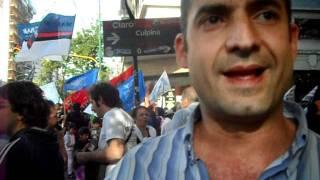 Movilización al CGP Comuna 7 (Carlos Gullo)