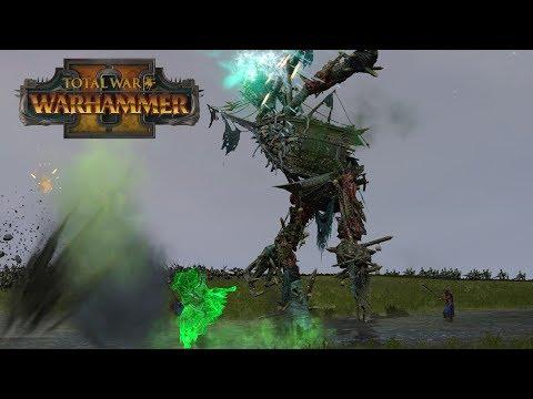 THE LADY'S LAST HOPE - Bretonnia vs Vampire Coast // Total War: Warhammer II Online Battle