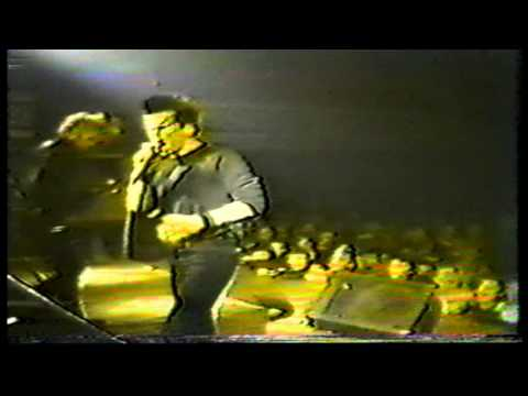 Discharge (Stoke-On-Trent 1983) {stage}[02]. Hear Nothing, See Nothing, Say Nothing