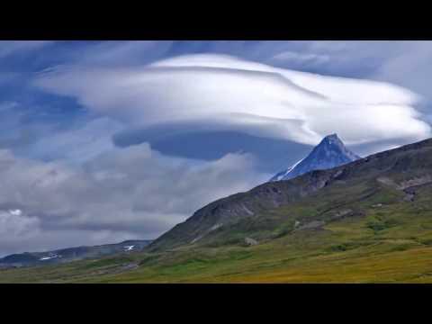 Fascinating Kamchatka, Russia. Timelapse Landscapes