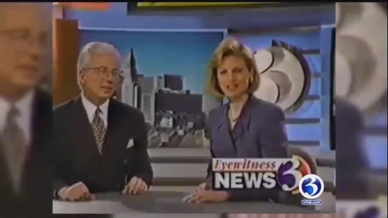 WFSB Hartford, CT | 1996 News Promo | 60th Anniversary of Channel 3 (2017)