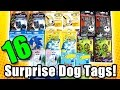 Surprise Dog Tag Blind Bags Galore! - Disney Frozen, TMNT, Sonic, SpongeBob, Minions and MORE!
