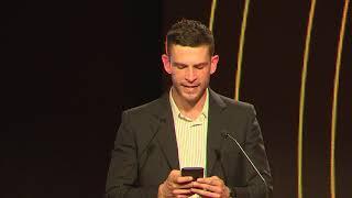 Paroles de lauréats - Trophée francophone de la réalisation 2018