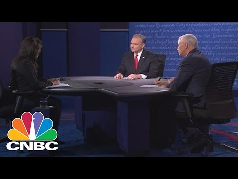 Tim Kaine: We're Standing Up Against Privatizing Social Security | CNBC