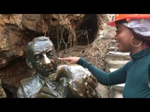 CRADLE OF HUMANKIND VLOG | I WAS NOT READY!!