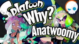Why Do Inklings and Octolings have Breasts? | Gnoggin - Splatoon Theory