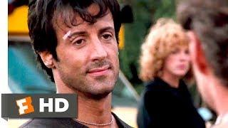 Cobra (1986) - No Hard Feelings Scene (10/10) | Movieclips