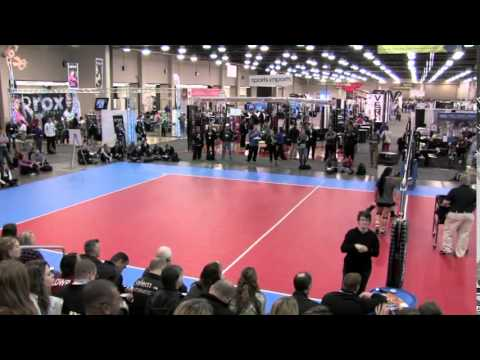 Improve the Depth Perception of Your Players! - Volleyball 2015 #33