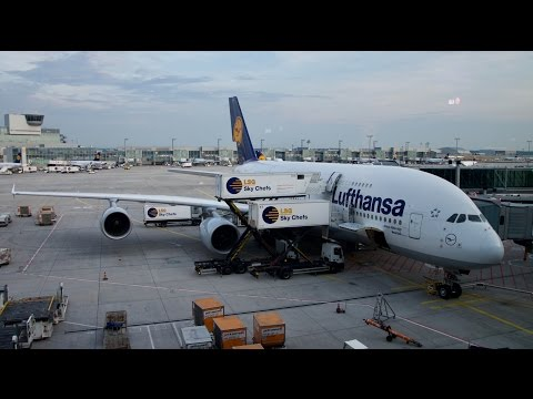 Lufthansa A380 Economy Class Flight Review: LH778 Frankfurt to Singapore Changi