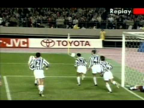 Juventus - River Plate. Intercontinental Cup-1996 (1-0)
