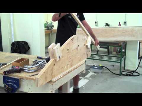 Rowan Steam bending
