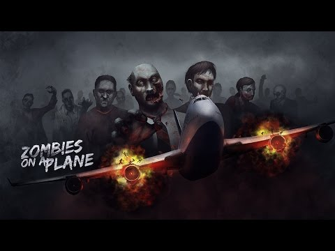 Zombies on a Plane Gameplay  