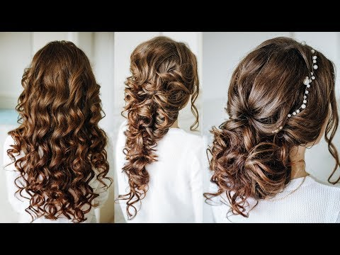3 Easy Updo for Thin Long Hair
