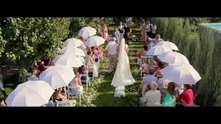 Красивая свадьба Татьяны и Александра