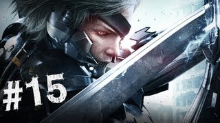 Metal Gear Rising Revengeance Gameplay Walkthrough Part 15 - Mistral & Monsoon - Mission 5