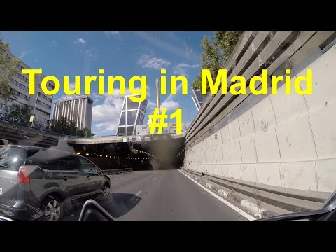 Touring in Madrid #1 (Spain)