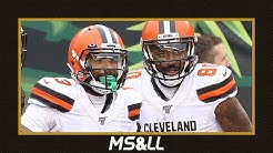 How the Browns Offense Stacks Up in the NFL - MS&LL 4/7/20