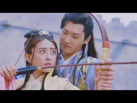Xing Zhao Lin and Liang Jie in THE  ETERNAL LOVE