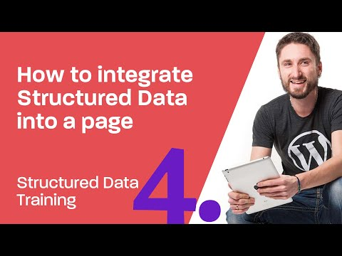 Structured Data Training 4: How to integrate Structured Data