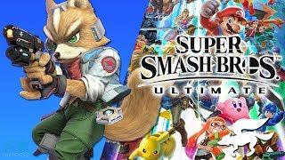 Corneria (Star Fox Zero) - Super Smash Bros. Ultimate Soundtrack
