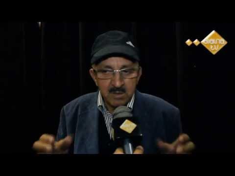 Théâtre: Mohamed El Jem et sa troupe au BOZAR à Bruxelles [28.04.2013]