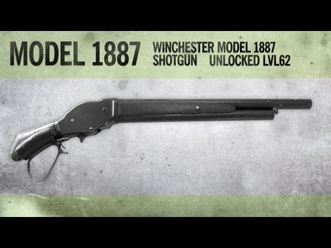 Model 1887 : MW3 Weapon Guide, Gameplay & Gun Review
