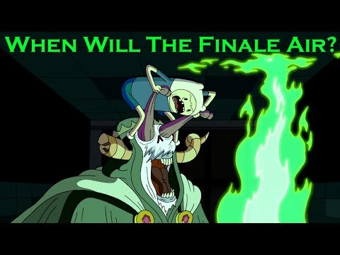 When Will The Adventure Time Finale Air?