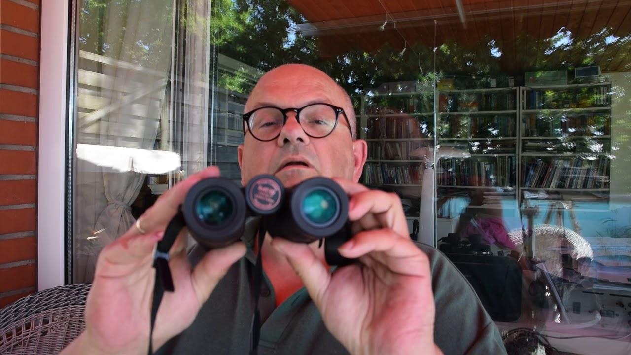 Dealswagen 10x50 Marine Fernglas Mit Entfernungsmesser Und Kompass Bak 4 : Kowa genesis xd fernglas binocular youtube