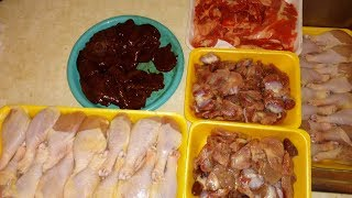 RAW Dog Food Diet Prepping And Price Breakdown