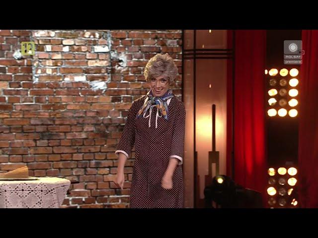 10 w skali humoru - Kabaret Nowaki - Krystyna, Policjant i Wójt