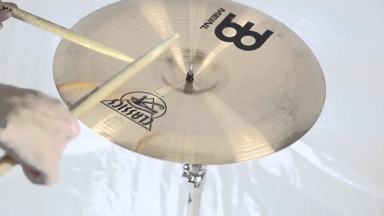 "Meinl 18/"" Classics China Cymbal C18CH"