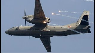 IAF AN-32 carrying 13 missing after taking off from Assam